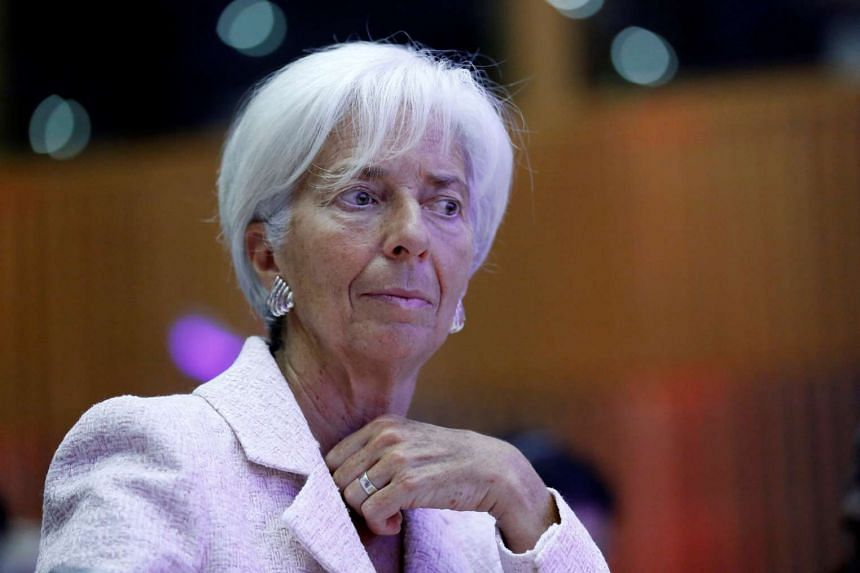 IMF Managing Director Christine Lagarde attends the 60th anniversary of the Paris Club at the French Ministry of Finance in Paris, on July 1, 2016.