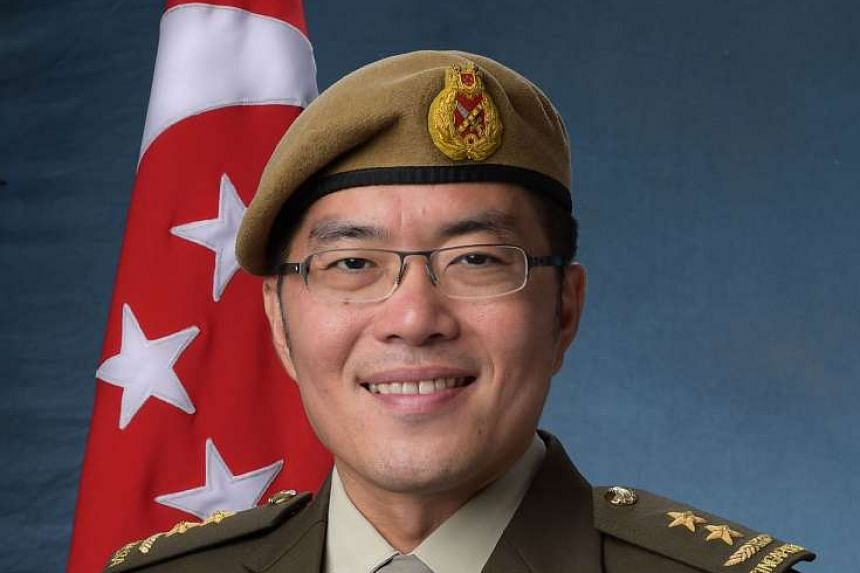 Chief of Army Melvyn Ong has been promoted to the rank of Major-General.