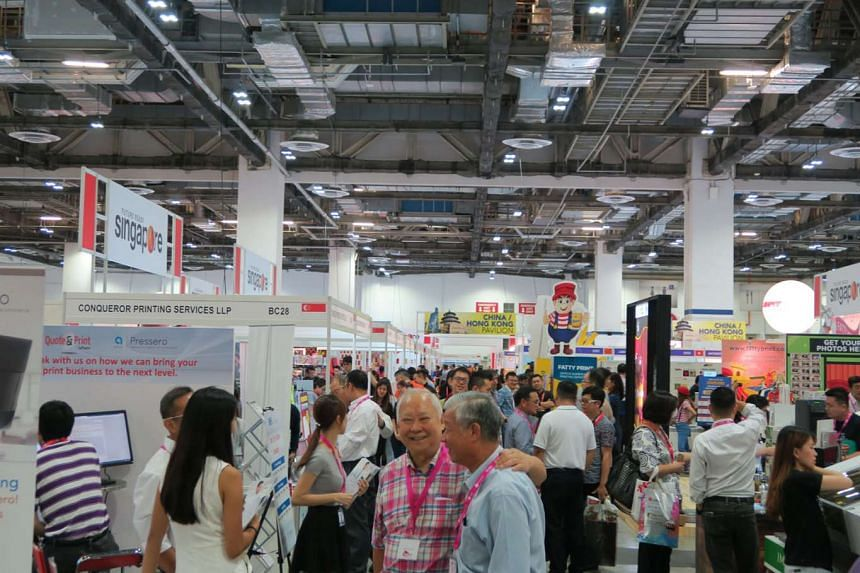 The bumperevent comprises the Singapore Gifts and Premiums Fair, Office Expo Asia and PrintPack+Sign. The event, at the Marina Bay Sands Expo and Convention Centre, is open to trade and corporate visitors only.