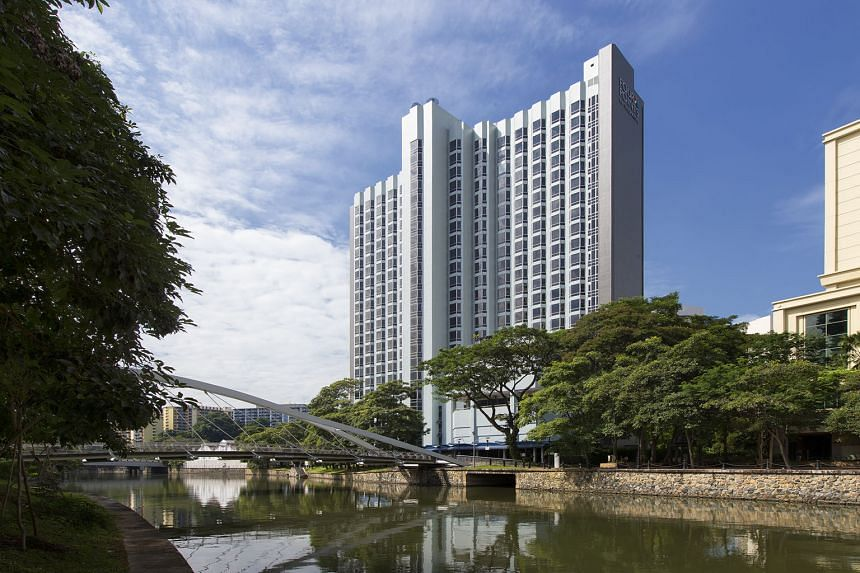 The upgrade of what is now called the Four Points by Sheraton Singapore, Riverview includes new rooms while food and beverage and function room spaces have all been renovated.