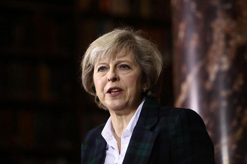 Interior Minister Theresa May is now leading five candidates vying to replace Prime Minister David Cameron.