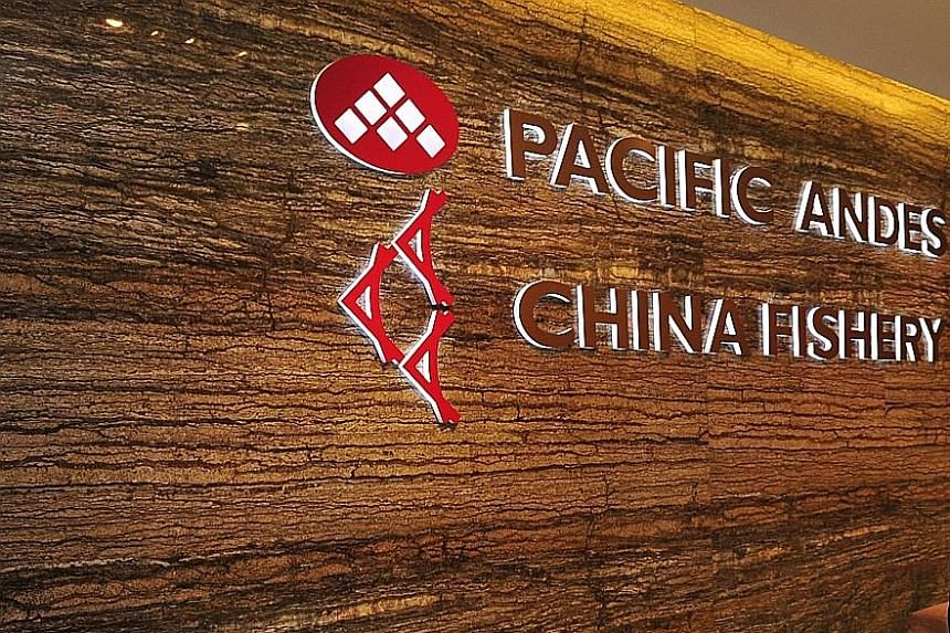 Pacific Andes Group, together with China Fishery, said the voluntary court filings mark a new initiative in restructuring efforts, which will expand the range of options available for resolving the companies' debt issues.