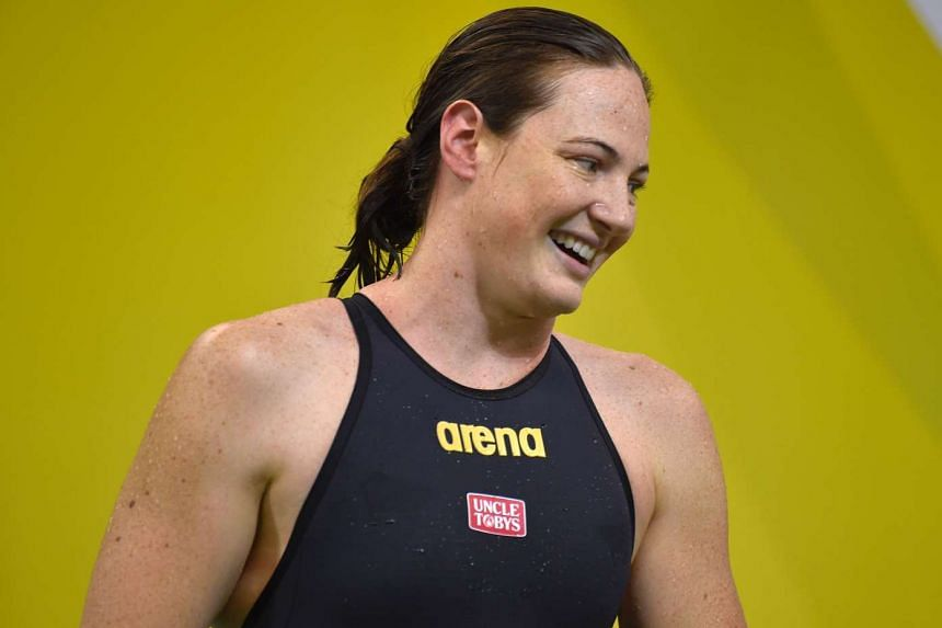 Cate Campbell broke the women's 100m freestyle world record on July 2, 2016, with a time of 52.06sec at a meet in Brisbane.