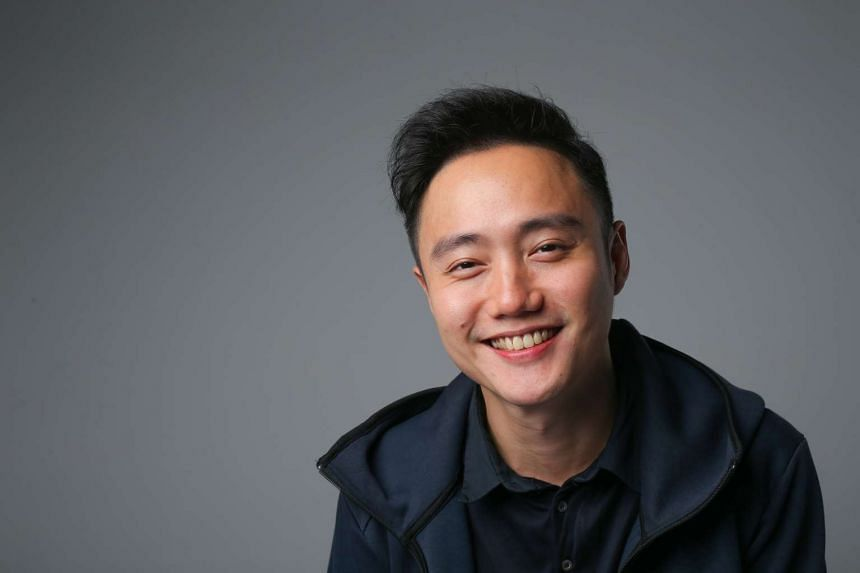 Singaporean film-maker Boo Junfeng, whose film Apprentice debuted at the Cannes Film Festival.