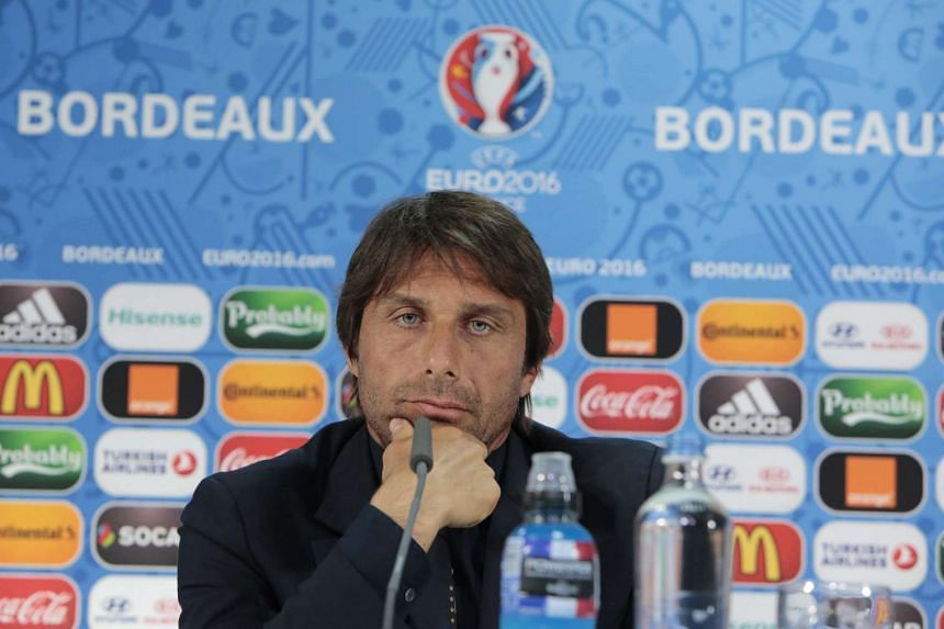 Italy's coach Antonio Conte may need to reinvent the team for their quarter-final clash against Germany.