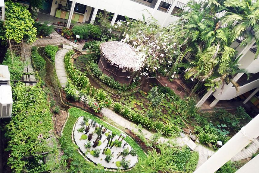 Blooming spirit: Top community gardens in Singapore, Home & Design ...