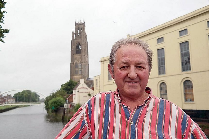 Boston resident Geoff Rylott, 70, whose town had the ignominy of being named the murder capital of England and Wales earlier this year, blames uncontrolled immigration for rising crime and depressed wages.