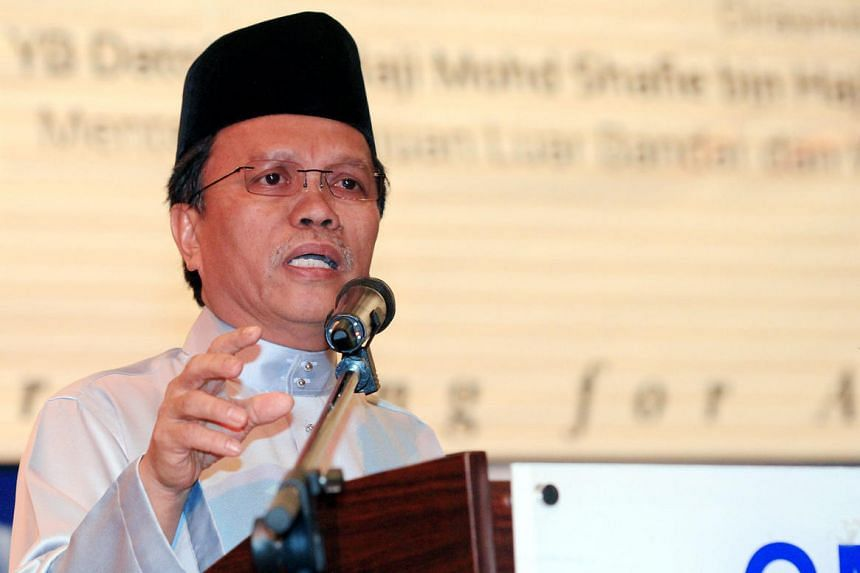 Suspended Umno vice-president Datuk Mohd Shafie Apdal quit the party on July 4, 2016.