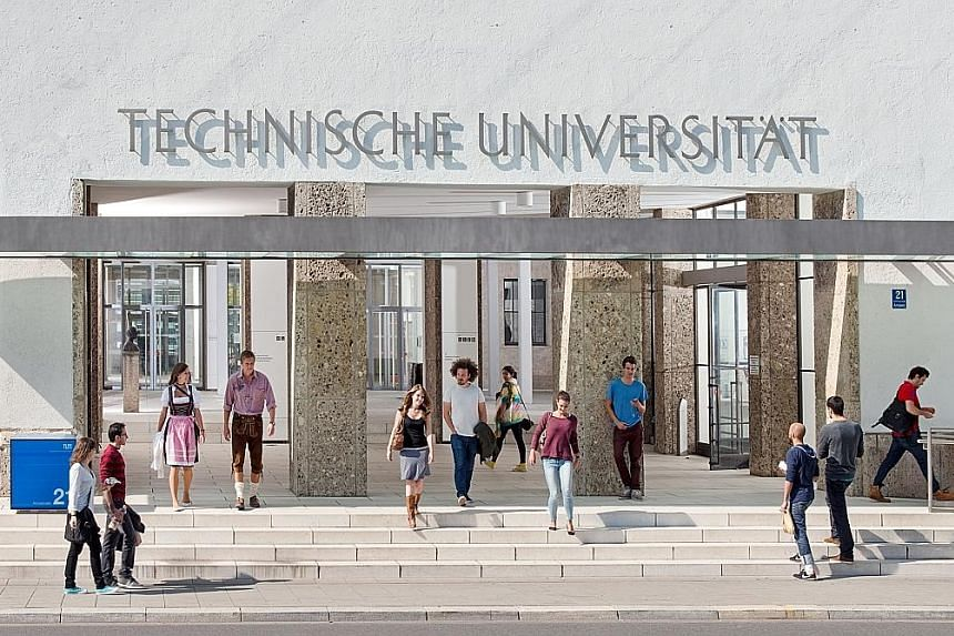 The Technical University of Munich (TUM) is ranked the fifth most innovative university in Europe by Reuters and is known for its cutting-edge research in various engineering and science-related fields.
