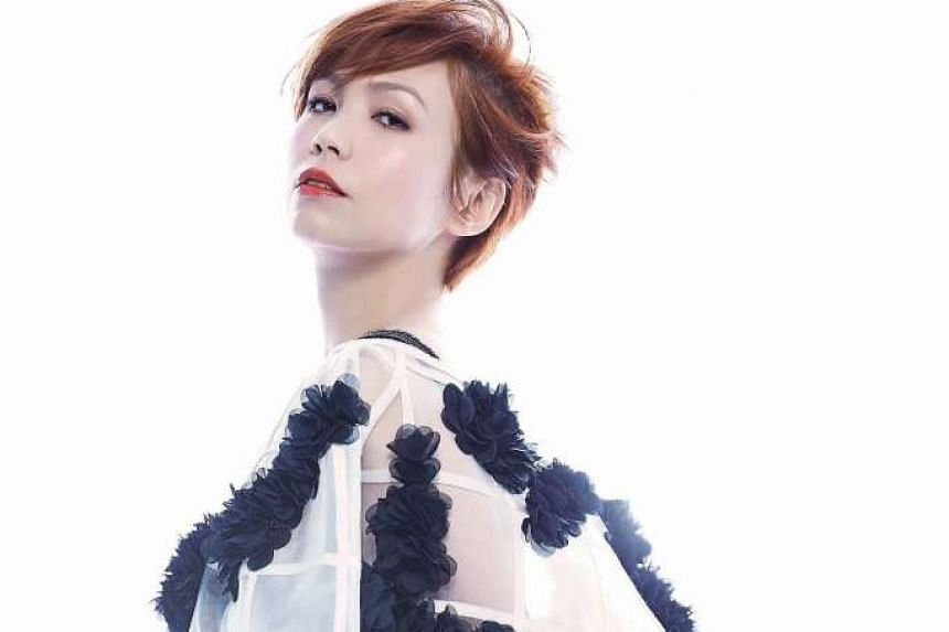Singer Kit Chan's The Edge Of Paradise comes 12 years after her last album of original songs.