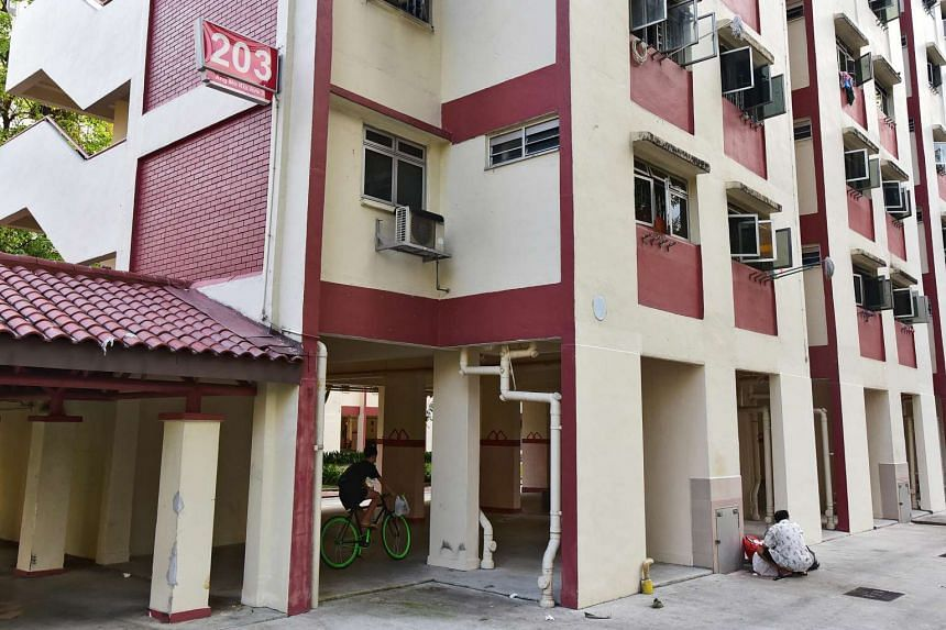Six people in Block 203, Ang Mo Kio Avenue 3, were diagnosed with the same strain of multi-drug-resistant TB over a four-year period.