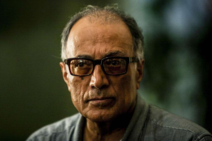 Famed Iranian director Kiarostami died aged 76 in Paris on July 4, Iranian media reported.