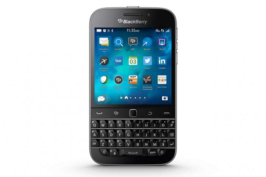 BlackBerry Ltd will stop making the BlackBerry Classic smartphone, 18 months after its launch.