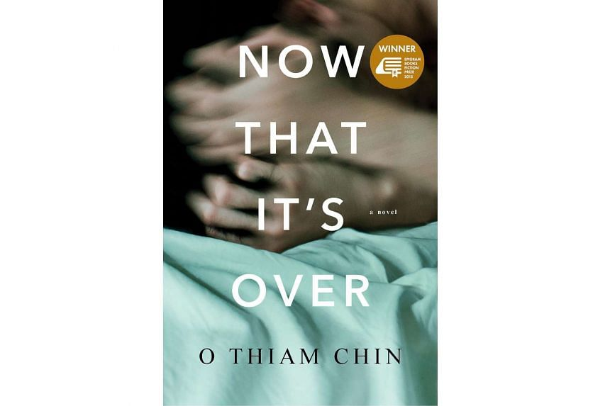 Life cover story on O Thiam Chin, winner of the first Epigram Books Fiction Prize last year.