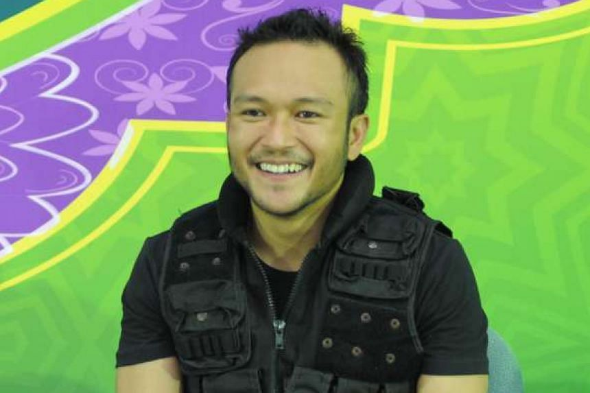 Shaheizy Sam was in Singapore last month to meet his fans.