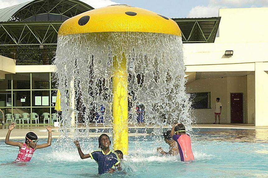 Toa Payoh Swimming Complex.