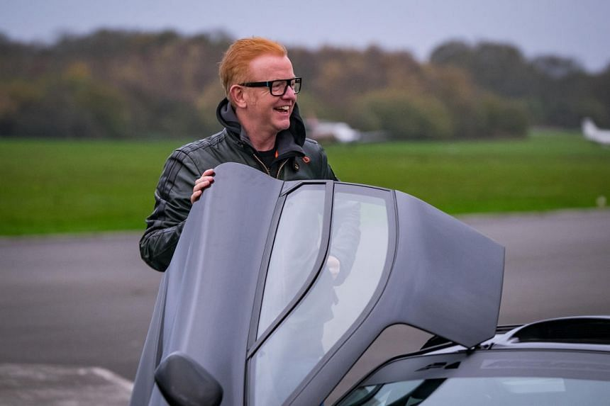 Host Chris Evans announced on Monday that he was stepping down from Top Gear.