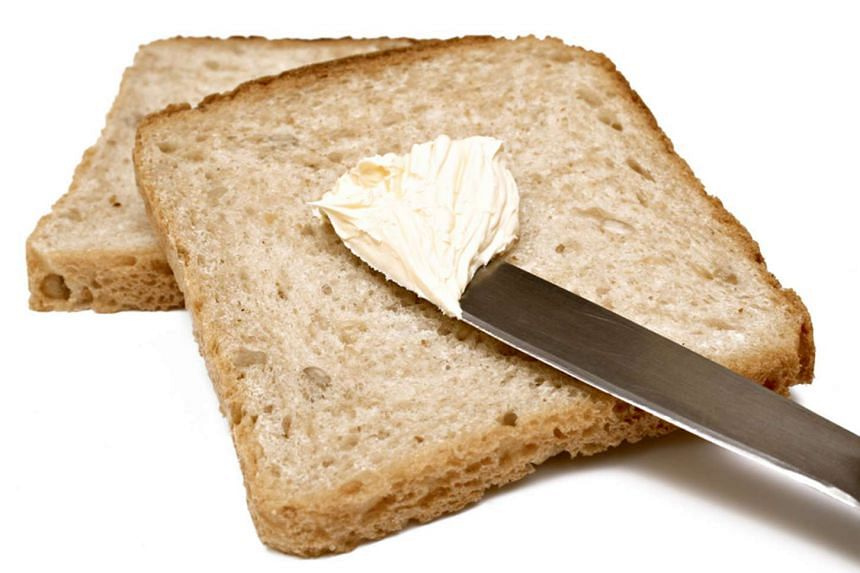 Saturated fats in butter, lard and red meat raise the risk of early death, the study found.