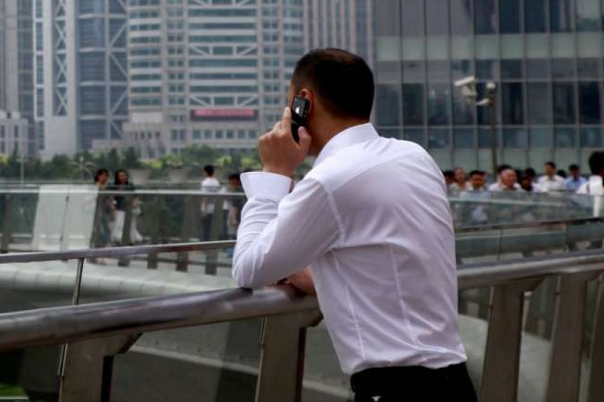 The Singapore Police Force advised members of the public not to return missed calls starting with the numbers '999'.