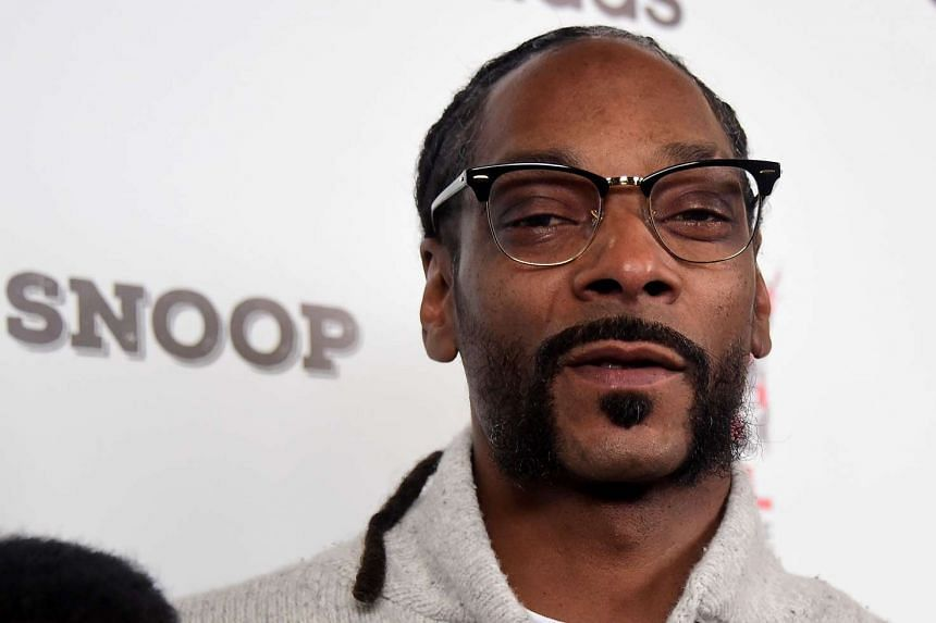 Rap superstar Snoop Dogg is an outspoken marijuana aficionado.