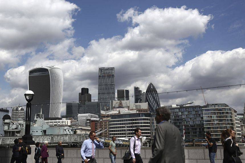 London, the world's biggest centre for currency trading, cross-border bank lending and interest-rate derivatives, has lurched from one crisis to another since 2008. The Brexit uncertainty may add to the dour mood.