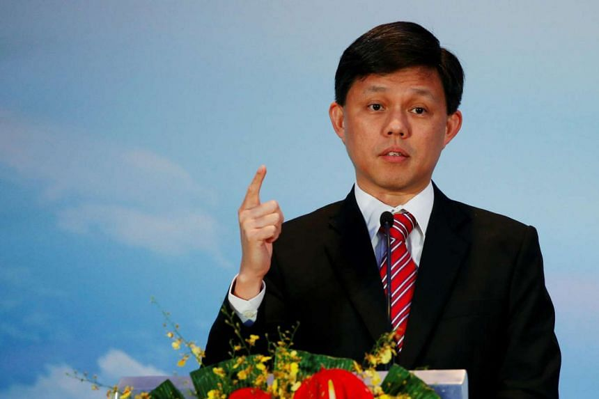 Labour chief Chan Chun Sing says Singapore does not take sides with any country in its foreign policy.