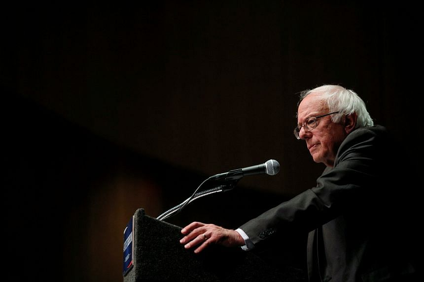 Mr Bernie Sanders has said he would vote for Mrs Hillary Clinton to stop likely Republican nominee Donald Trump.