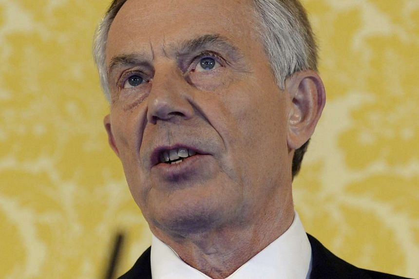 Mr Blair delivers a speech following the publication of The Iraq Inquiry Report in London on July 6, 2016.