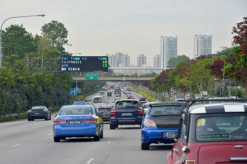 COE prices finished lower across the board in the first round of bidding in July on Thursday (July 7).