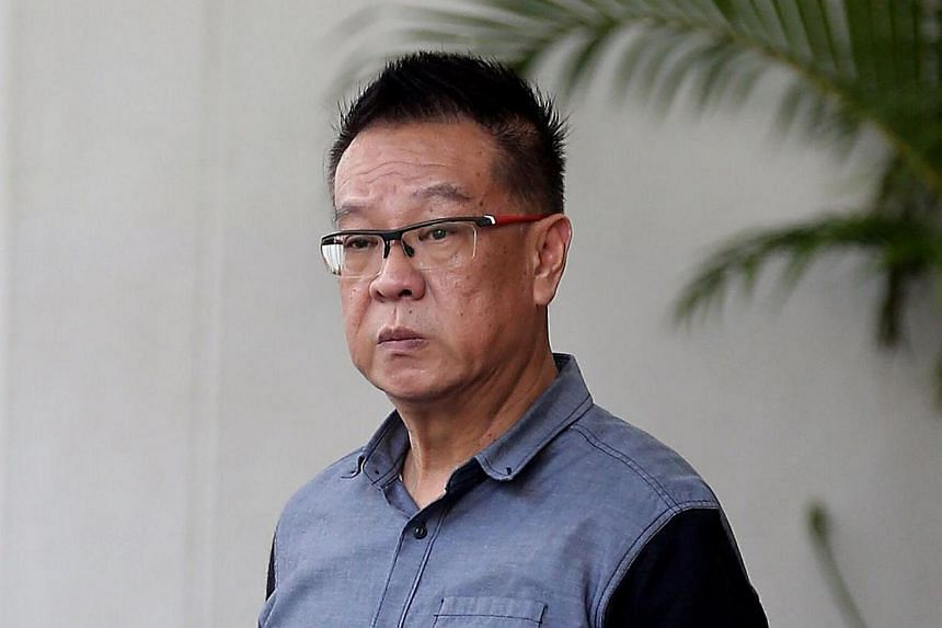 Sylvester Han Cheow Yuen was fined $2,000 after he admitted to making a false death certificate with intent to commit fraud on March 10, 2013.