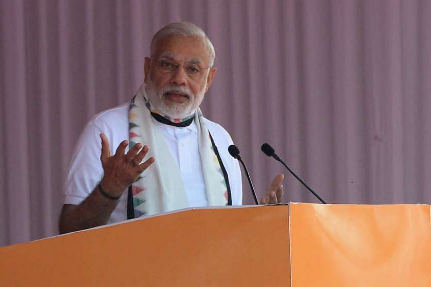 Indian Prime Minister Narendra Modi on Thursday (July 7) kicked off a five-day, four-nation tour of Africa.