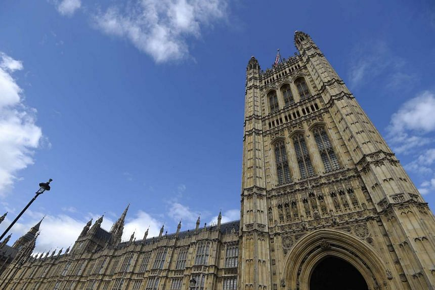 A suspicious package was found at the British parliament on July 7.