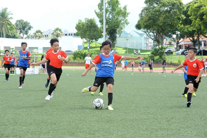 Aspiring young Singaporean footballers now have the chance to train with a European football club.