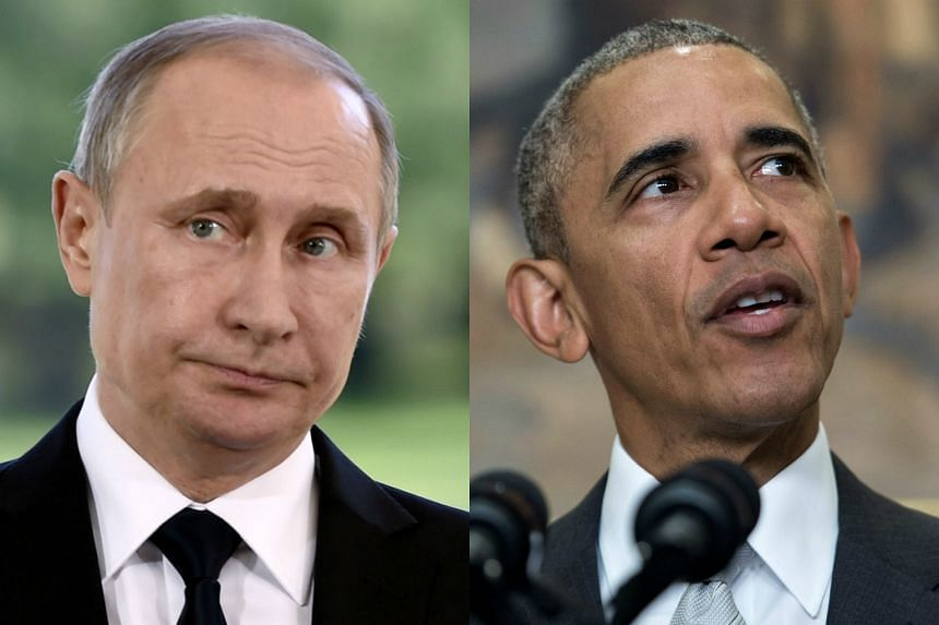 Russian President Vladimir Putin (left) and US President Barack Obama agreed to intensify military coordination between their two countries in Syria.