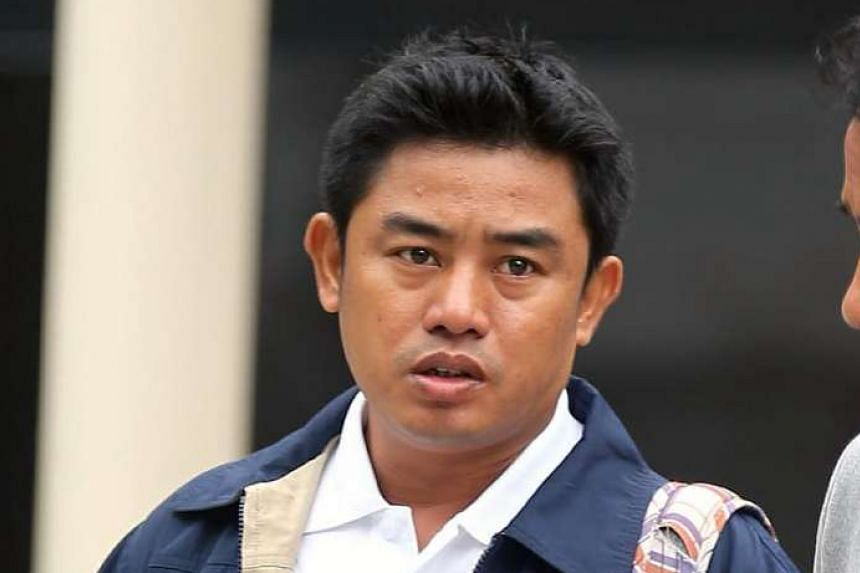 Kyaw Myo That was jailed for seven months on Friday (July 8) for molesting a woman on board the East West Line MRT train.
