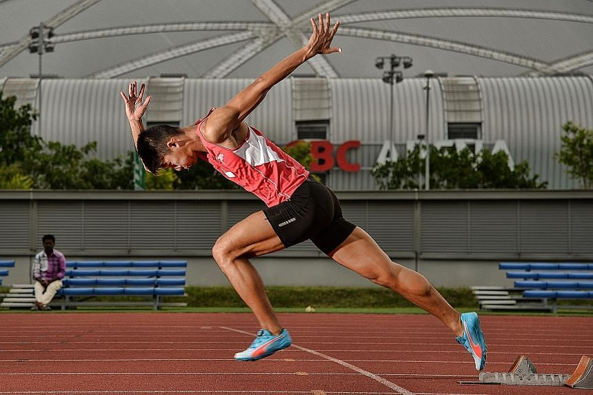 Before making his Olympic debut at Rio next month, sprinter Timothee Yap will captain the athletics team at the Asean University Games (AUG) that will be held in Singapore from July 10-19. Yap, who is participating in three AUG events, is targeting a