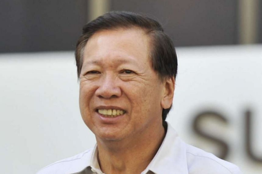 To date, Mr Koh owes a total of $1.85 million to the Singapore Swimming Club, including interest.