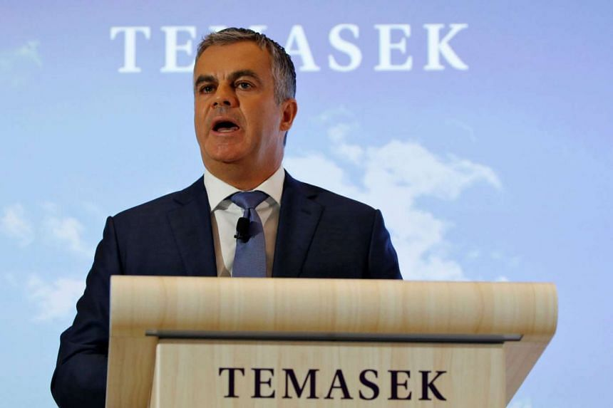 Other emerging sectors that Temasek is looking at include big data analytics, robotics and artificial intelligence, said Mr Buchanan at the investment company's annual results briefing yesterday.