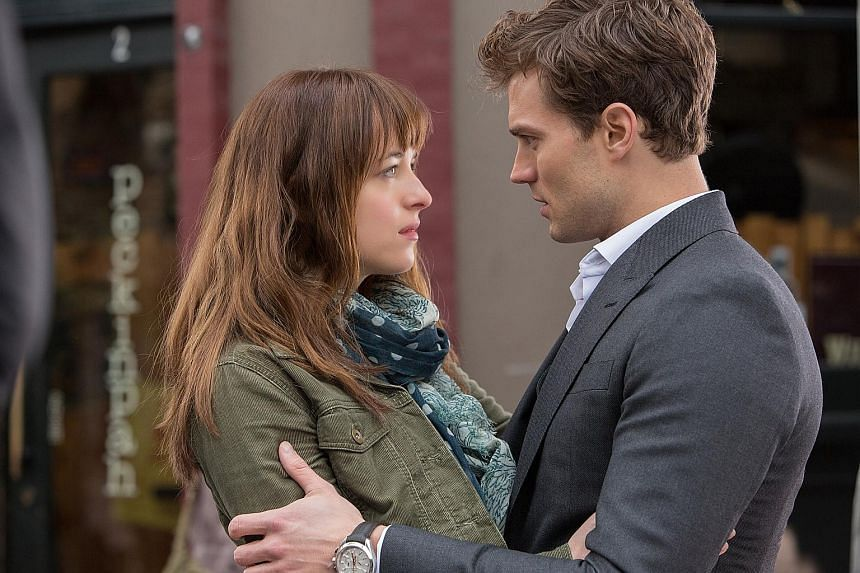 Bricks-and- mortar distributors here are still barred from selling R21-rated titles such as (clockwise from far left) Game Of Thrones, Fifty Shades Of Grey and Pulp Fiction.