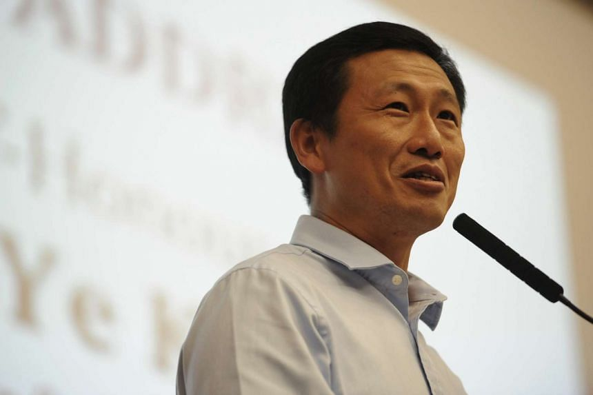 """""""Our system is not designed with dead ends - far from it - there are multiple alternative paths to take, and we have a lifetime to walk them,"""" said Mr Ong Ye Kung."""