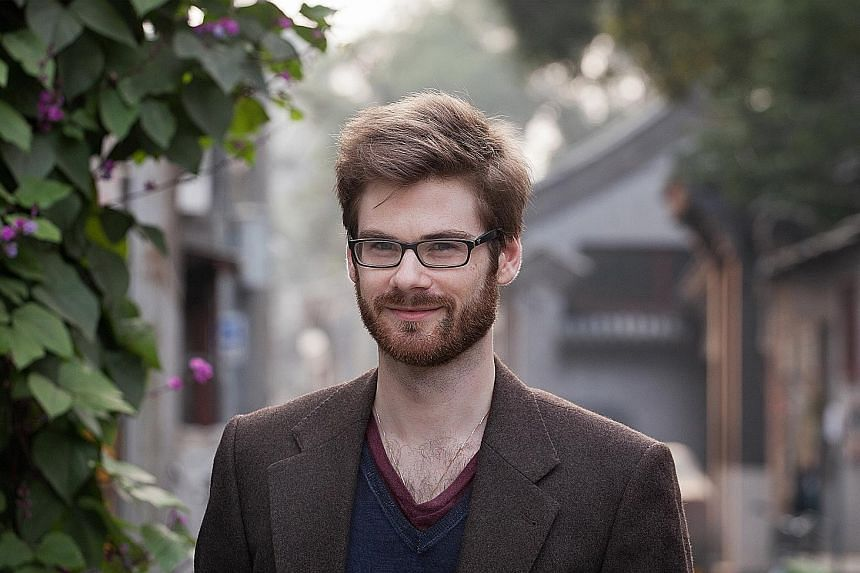 British author Alec Ash has a new book, Wish Lanterns: Inside Young Lives In New China.