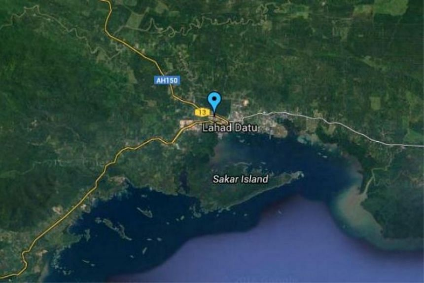 Three Indonesians were believed to have been kidnapped by five armed men off Lahad Datu late Saturday (July 9), the latest in a spree of abductions off the coast of Sabah.