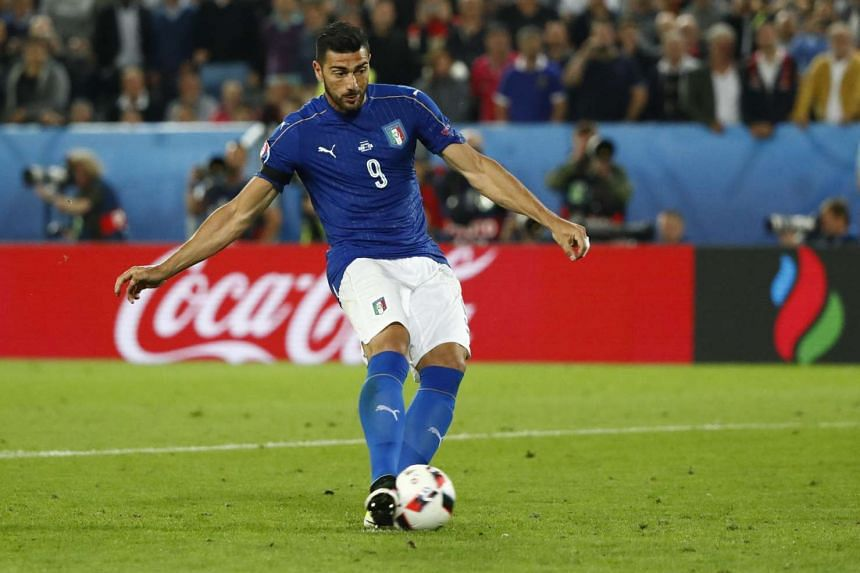 The Chinese Super League (CSL) side has confirmed that Graziano Pelle has joined Shandong Luneng for an undisclosed fee.