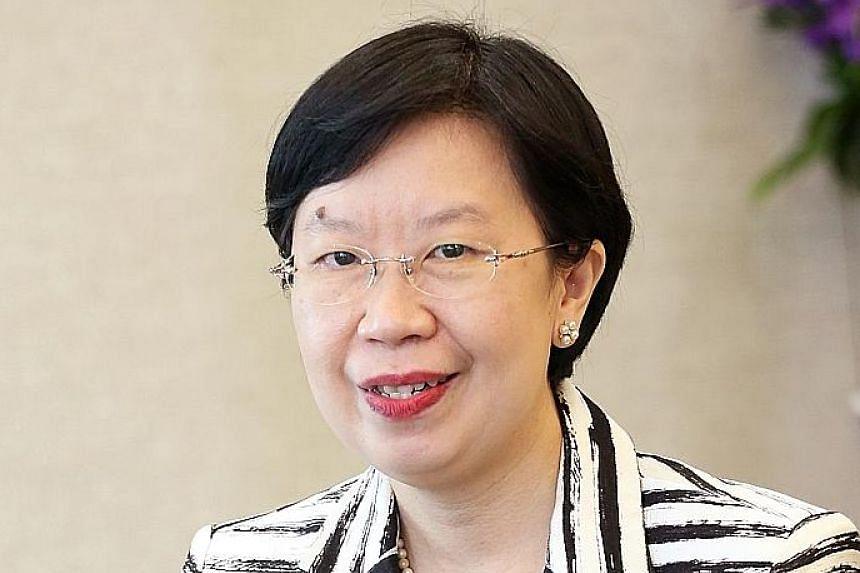 SMU Provost Lily Kong.