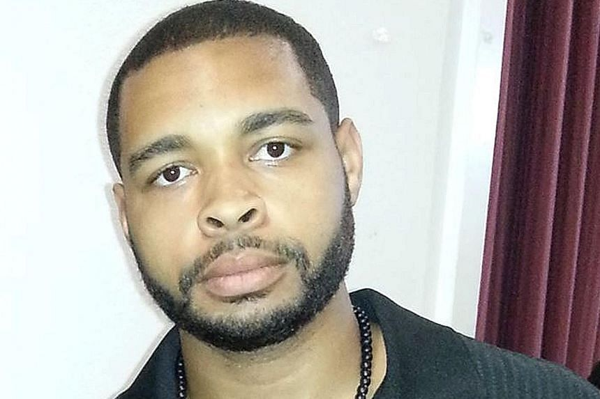"""Micah Johnson returned from his Afghanistan stint after a female soldier accused him of sexual harassment. Gunman Micah Johnson was killed when a robot delivered and detonated explosives where he was hiding. It had been fitted with a """"claw and arm ex"""