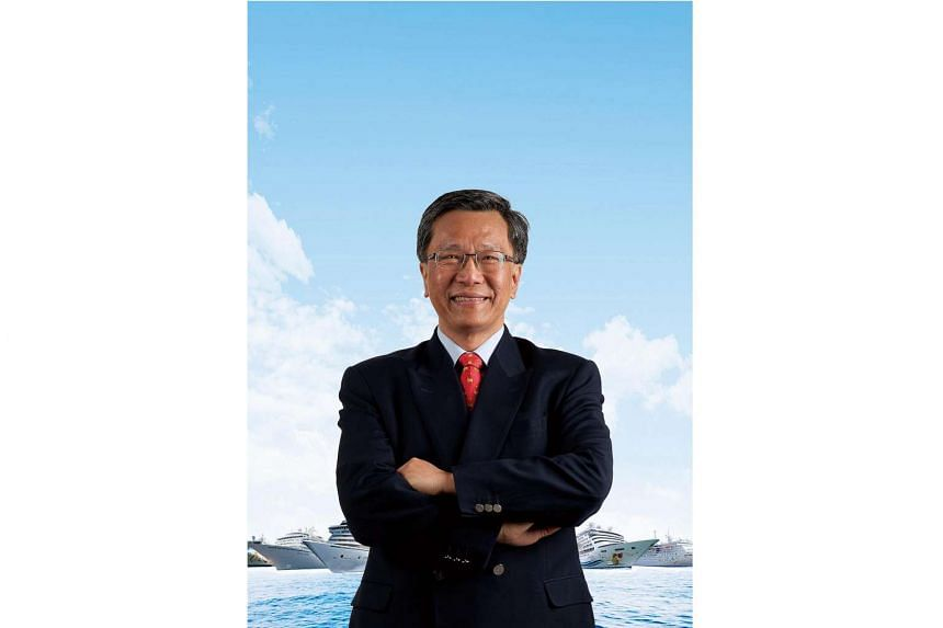 Genting Group chairman and chief executive Lim Kok Thay.