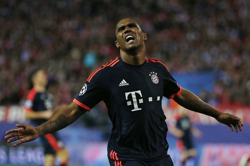 Brazilian Douglas Costa will not be playing for Brazil at the Olympics Games due to an injury.