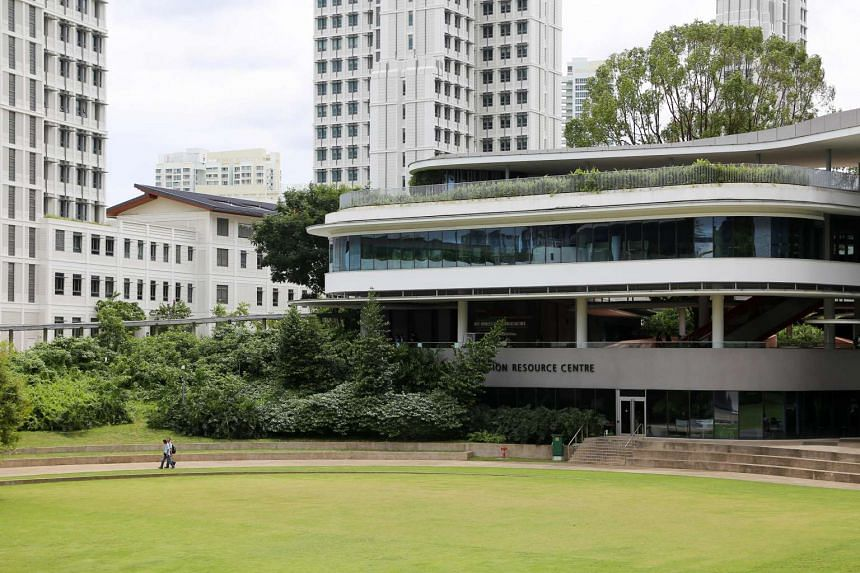 The University Town at National University of Singapore (NUS).
