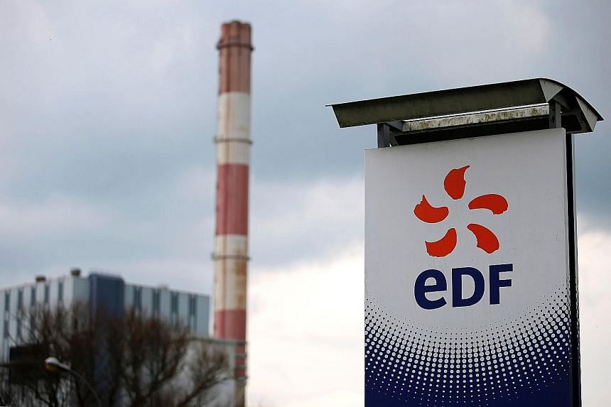 French energy firm EDF has a large presence in China. Chief executive Jean-Bernard Levy (above) says the company plans to accelerate its production of low-carbon electricity in the country.