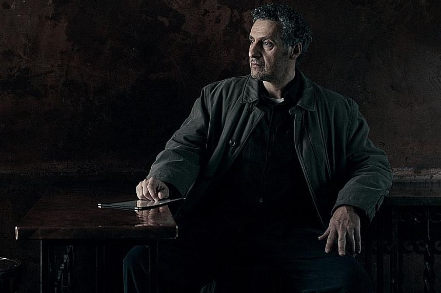 John Turturro plays a world- weary lawyer defending a man who is accused of murder in The Night Of.